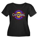 American Cannibal Society Log Women's Plus Size Sc