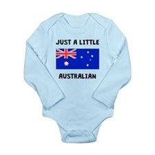 Just A Little Australian Body Suit