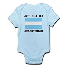 Just A Little Argentinian Body Suit