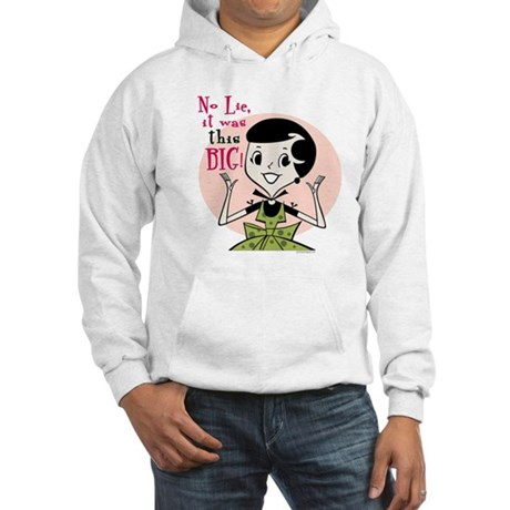 This Big Adult Humor Hooded Sweatshirt