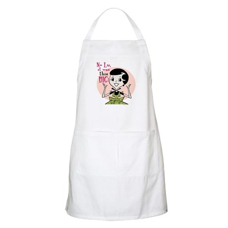 This Big Adult Humor BBQ Apron