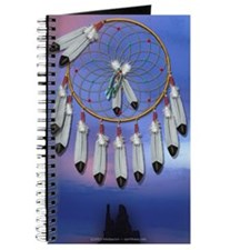 Dreamcatcher Night Sky Journal
