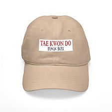 Tae Kwon Do Black Belt 1 Baseball Cap