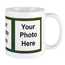 Johnston Tartan 3 Photo Mugs