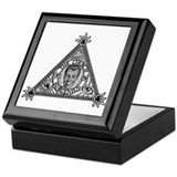 Sacred Family Jewel Box
