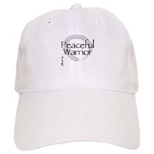 Peaceful Warrior Baseball Cap