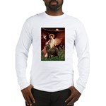 Angel & Newfoundland (B2S) Long Sleeve T-Shirt