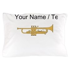 Custom Trumpet Pillow Case