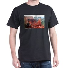 Bryce Canyon, Utah, USA 5 (caption) T-Shirt