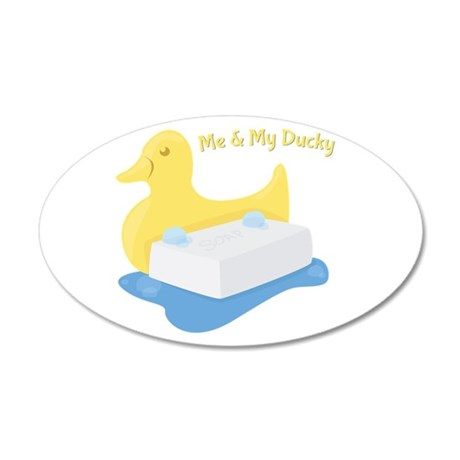 My Ducky Wall Decal