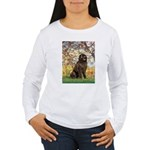 Spring / Newfoundland Women's Long Sleeve T-Shirt