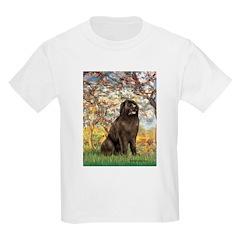 Spring / Newfoundland Kids Light T-Shirt