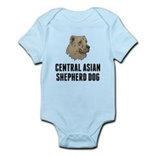 Central Asian Shepherd Dog Body Suit
