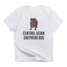 Central Asian Shepherd Dog Infant T-Shirt