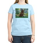 Bridge / Newfoundland Women's Light T-Shirt