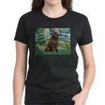 Bridge / Newfoundland Women's Dark T-Shirt