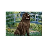 Bridge / Newfoundland Rectangle Magnet (10 pack)