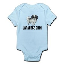 Japanese Chin Body Suit