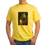Ophelia / Newfoundland Yellow T-Shirt