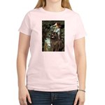 Ophelia / Newfoundland Women's Light T-Shirt