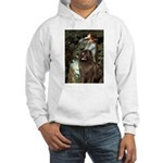 Ophelia / Newfoundland Hooded Sweatshirt