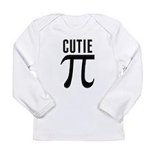 Cutie Pi Long Sleeve T-Shirt
