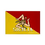 Sicily Magnet
