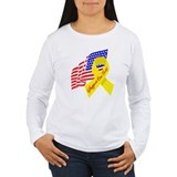 Support Our Troops US Flag T-Shirt