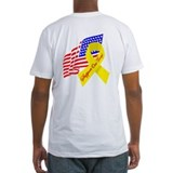 Support Our Troops US Flag Shirt
