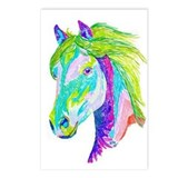 Rainbow Pony Postcards (Package of 8)