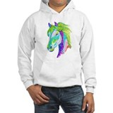Rainbow Pony Jumper Hoody