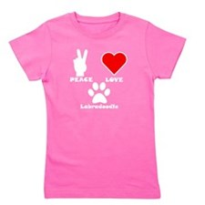 Cute Owners Girl's Tee