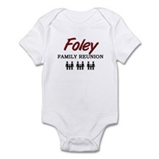 Foley Family Reunion Infant Bodysuit