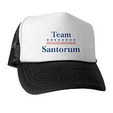Team Santorum Trucker Hat