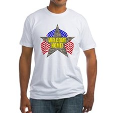 USA Troops Welcome Home Shirt