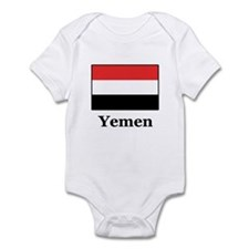Yemen Infant Bodysuit