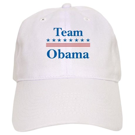 Team Obama Cap