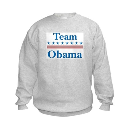 Team Obama Kids Sweatshirt