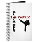 Tae Kwon Do Black Belt 2 Journal