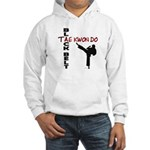 Tae Kwon Do Black Belt 2 Hooded Sweatshirt