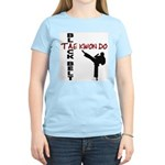 Tae Kwon Do Black Belt 2 Women's Light T-Shirt