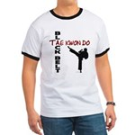 Tae Kwon Do Black Belt 2 Ringer T