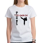 Tae Kwon Do Black Belt 2 Women's T-Shirt
