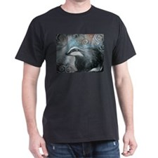 Cute Badger T-Shirt