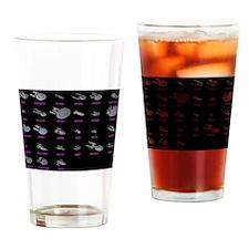 Star Trek Enterprise Designs Drinking Glass