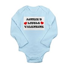 Unique My auntie Long Sleeve Infant Bodysuit