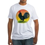 Sunrise Dutch Bantam Fitted T-Shirt