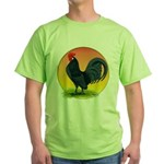 Sunrise Dutch Bantam Green T-Shirt