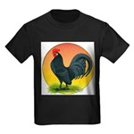 Sunrise Dutch Bantam Kids Dark T-Shirt