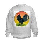 Sunrise Dutch Bantam Kids Sweatshirt